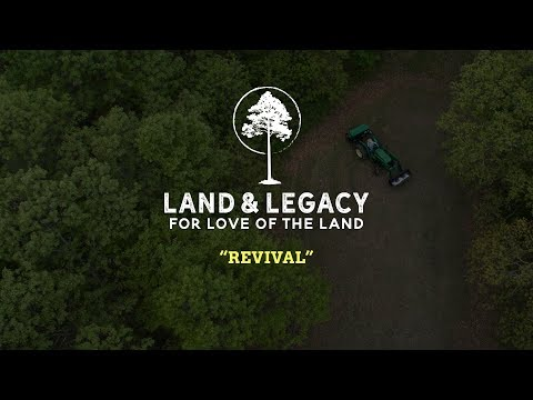 "Film 3 – ""Revival"" Spring Turkey Hunting and Planting Food Plots"