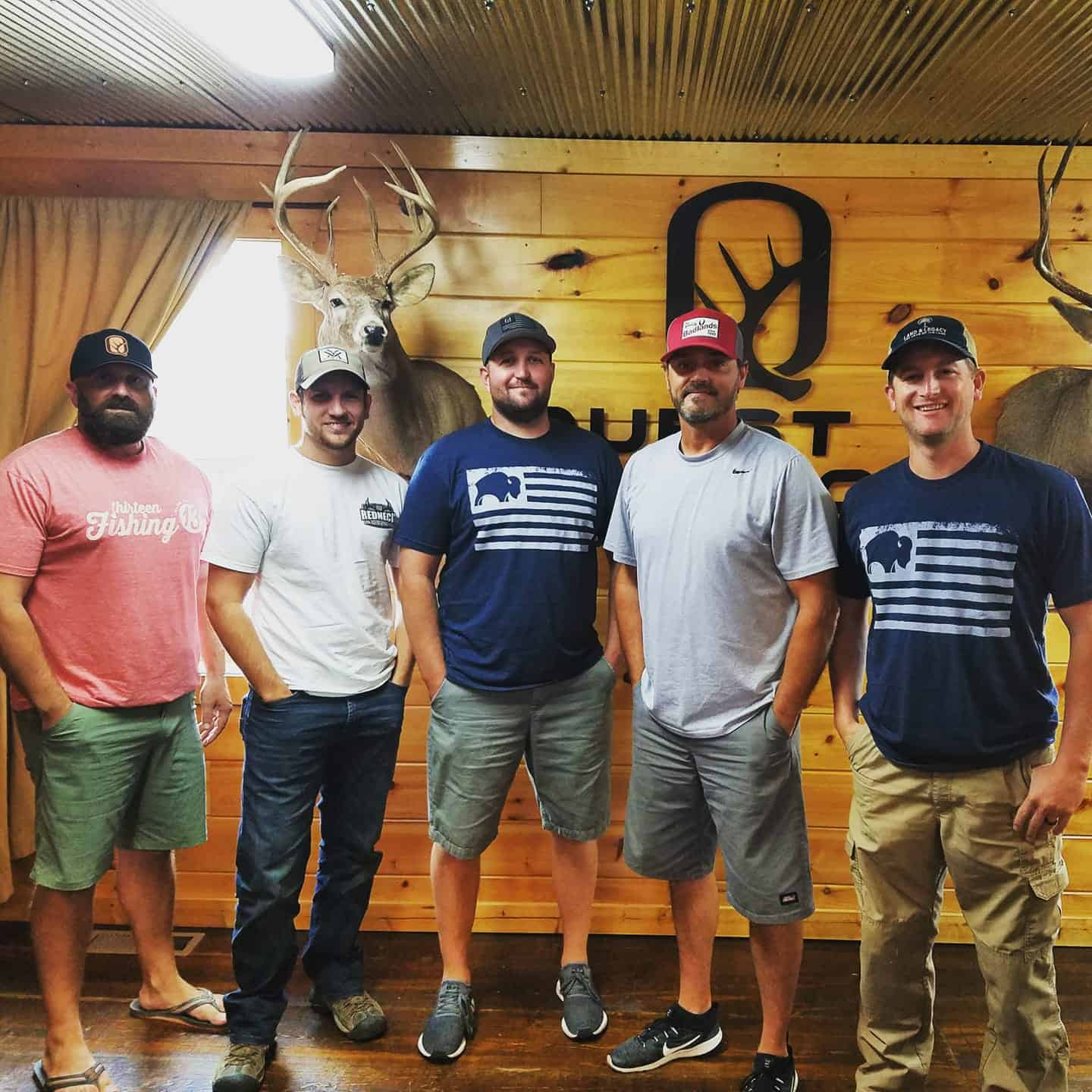 Podcast:  Deer Hunting Tournament with Quest Hunt Co.