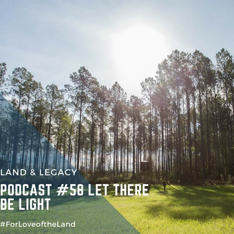 Podcast #58: Let There Be Light