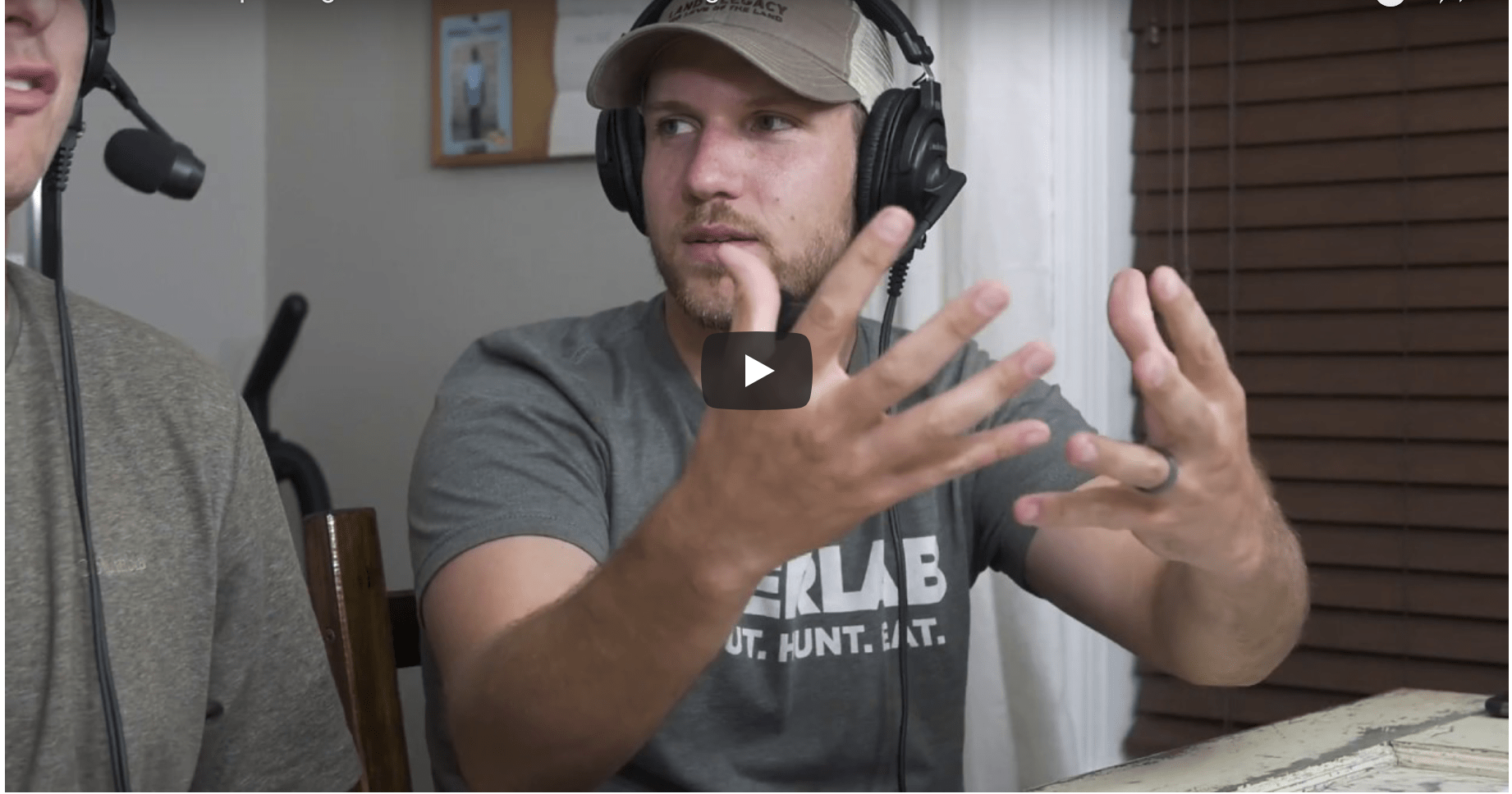 Podcast #77:  Improving the Back 40 for Deer Hunting