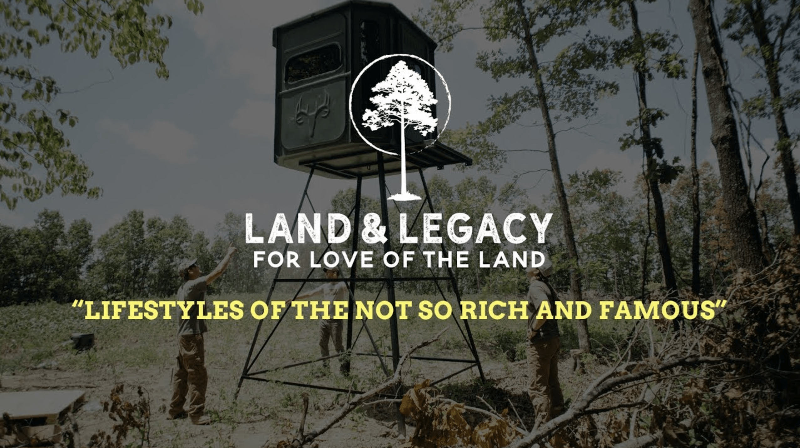 Land & Legacy Film 4 – Summer Habitat Projects, Velvet Scouting, and River Fishing!