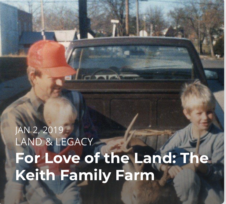 For Love of the Land #04: Keith Family Farm