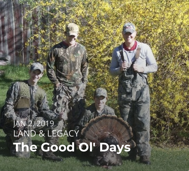 Habitat Heros #96: The Good Ol' Days