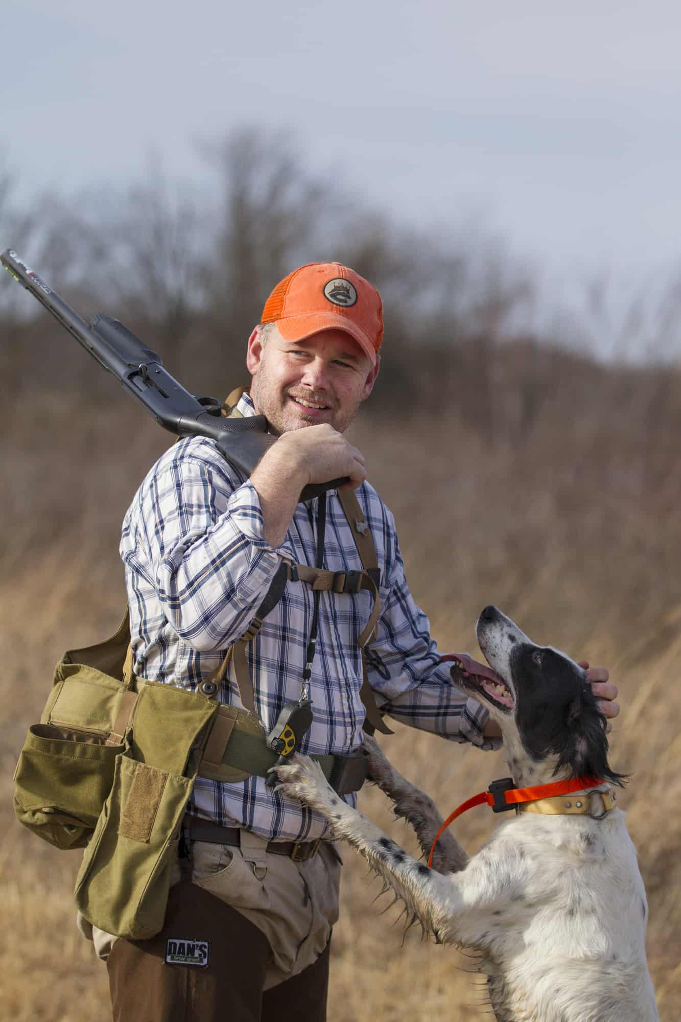 Upland Bird Hunting and Building the Hunting Heritage