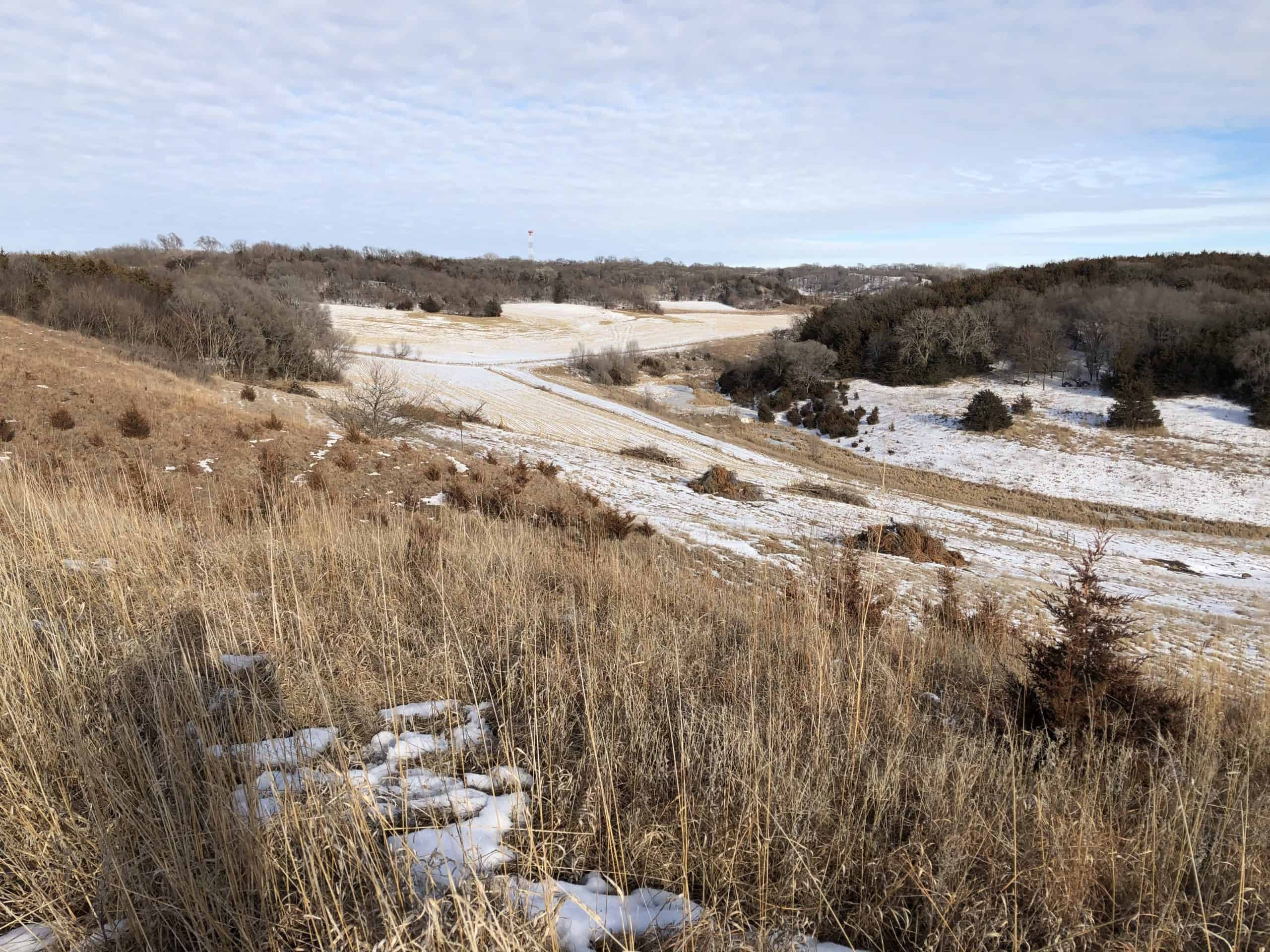 Overhauling an Iowa Hunting Property