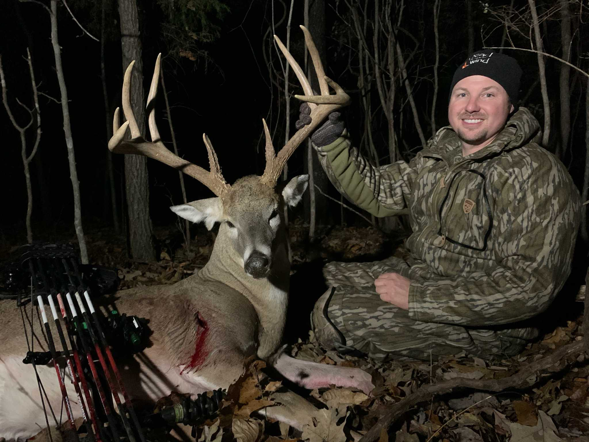 Whiplash: The Story of a 6.5 Year-Old Whitetail